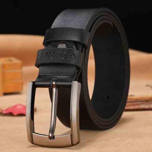 men genuine leather
