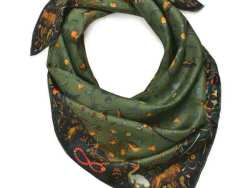 Silk Scarf Women6