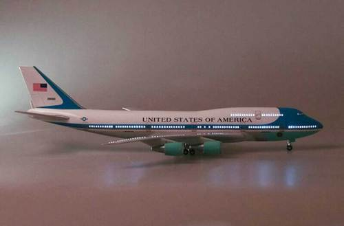 1 150 Scale Airplane Model Toys Boeing B747 Air Force One