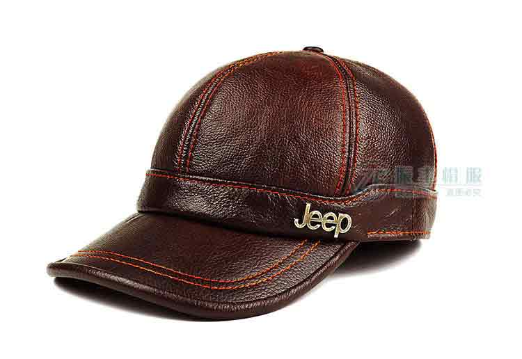 Genuine-Leather-Hat-Men-S7