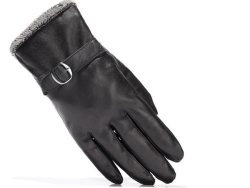 Gloves men Leather