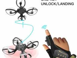 Interactive Mini Drone
