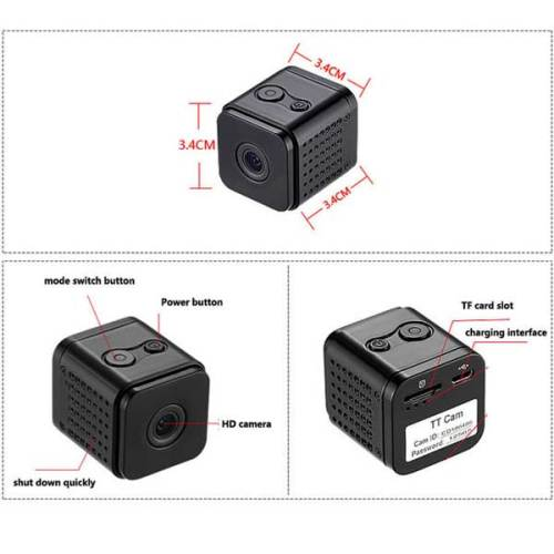 Wireless Mini Camera Details