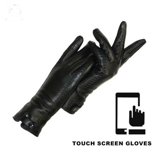 Women's Gloves Genuine Leather