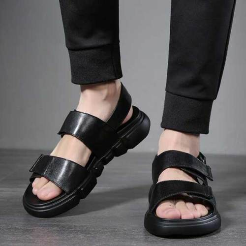 Leather Sandals 4