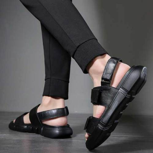 Leather Sandals 1