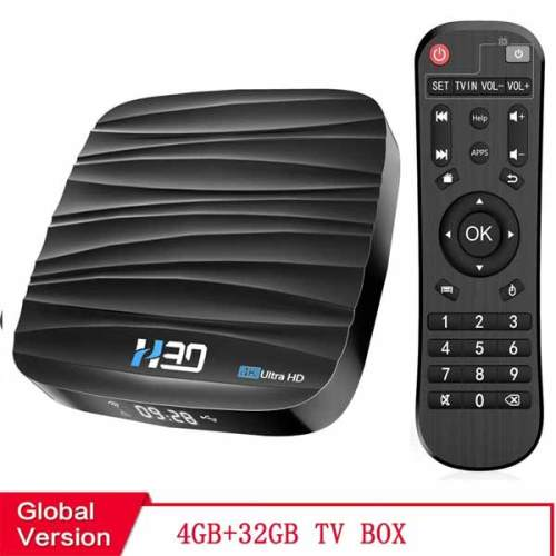 4G 32G TV BOX
