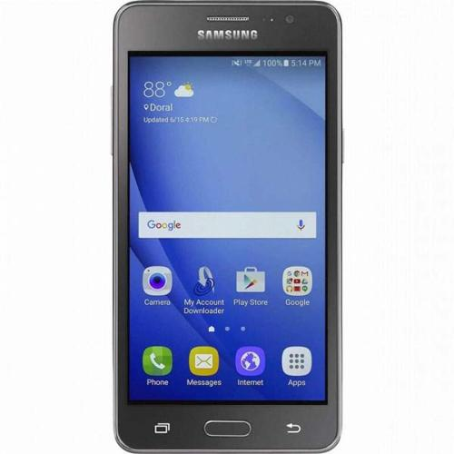 Black Samsung Galaxy