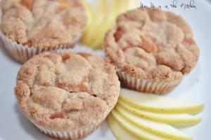 MiniMe is in the Kitchen Apfelmuffins