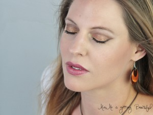 Nachgeschminkt - Kupfer & Bronze Summer Look - MiniMe is getting Beautiful 3