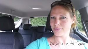 Test Opel Meriva MiniMe is on the Road