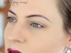 Nachgeschminkt Burberry Velvet and Lace Eyes