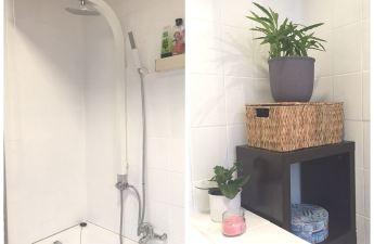Upcycling Badezimmer