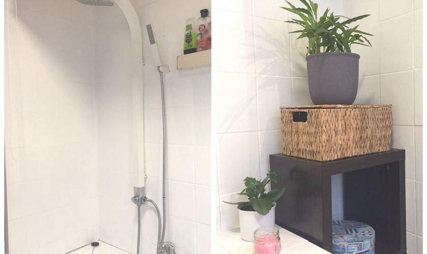 Upcycling – Wie aus einem dunklen, alten Badezimmer-Alptraum eine frische und helle Wellness-Oase wird