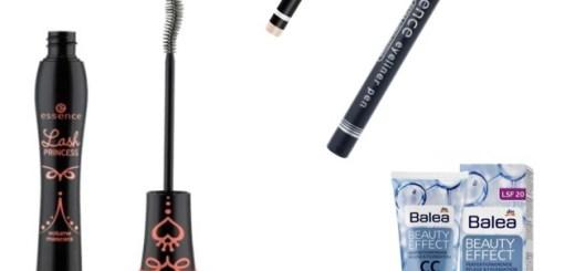 Verschiedene MakeUp Produkte