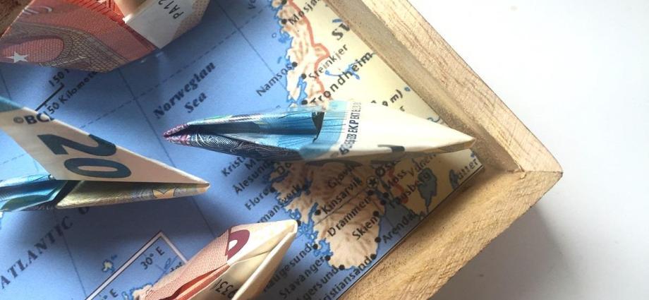 Diy Geldgeschenk Für Reisefreunde Und Weltenbummler