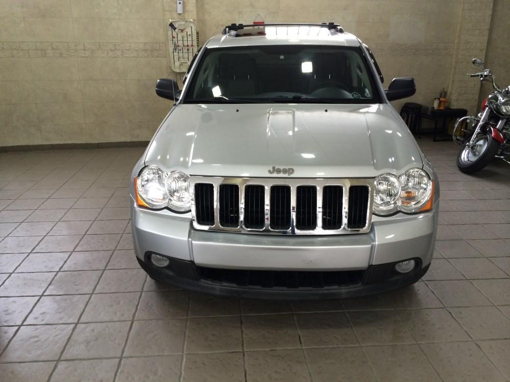 2008 Jeep Grand Cherokee Laredo V6 4x4 for sale @ Mini Me Motors in Beirut, Lebanon (5/6)