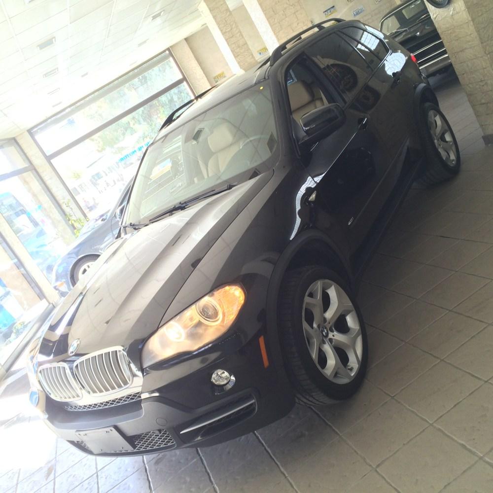 2008 BMW X5 4.8i Sport for sale at Mini Me Motors in Beirut, Lebanon +961 1 879 878. www.minimemotors.com (4/6)