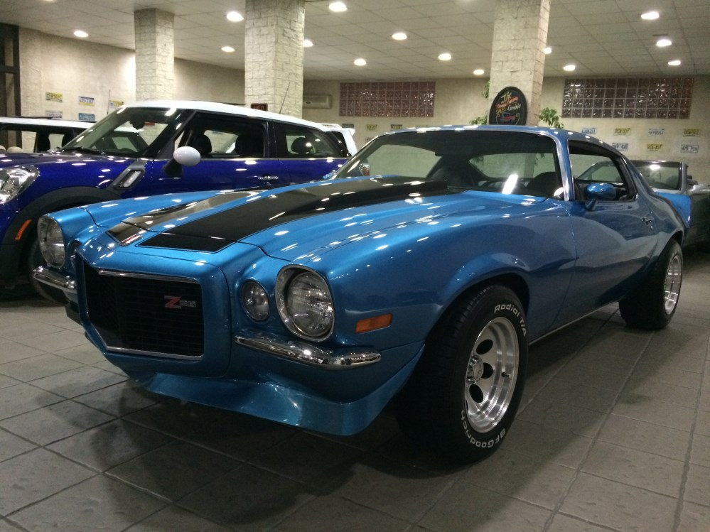 1972 Chevrolet Camaro Z28 for sale at Mini Me Motors (2/6)