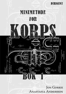 Minimetode for korps - Bok 1