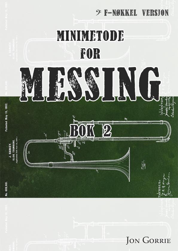Minimetode for messing: F-nøkkel: Bok 2