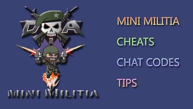 DOODLE-ARMY-2-MINI-MILITIA-CHEATS Mini Militia Cheats, Chat Codes, Tips and Tricks for Doodle Army 2