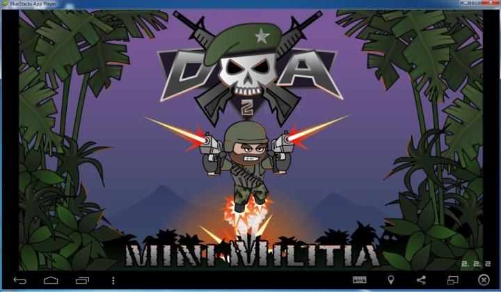 mini-militia-on-computer How to Play Mini Militia On Your Computer (Mini Militia for Pc and Laptop)
