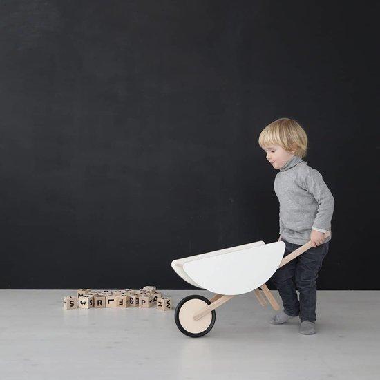 ooh noo kruiwagen van hout