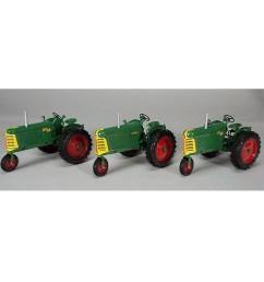 speccast 1 16 oliver fleetline model tractor set sct426 minimodelshop com [ 1100 x 800 Pixel ]