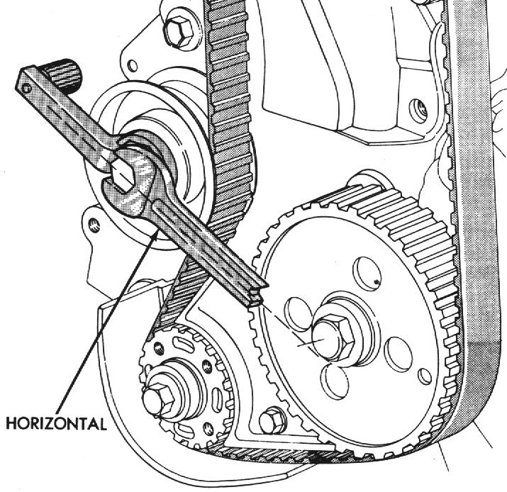 Engine Timing And Belt Replacement MiniMopar Resources