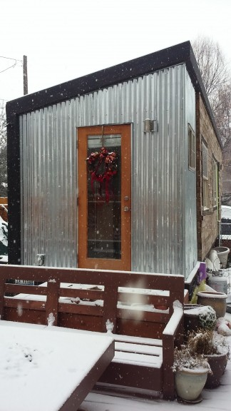 obligatory snow covered tiny house image :)