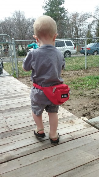 never has there been a cuter fanny pack!