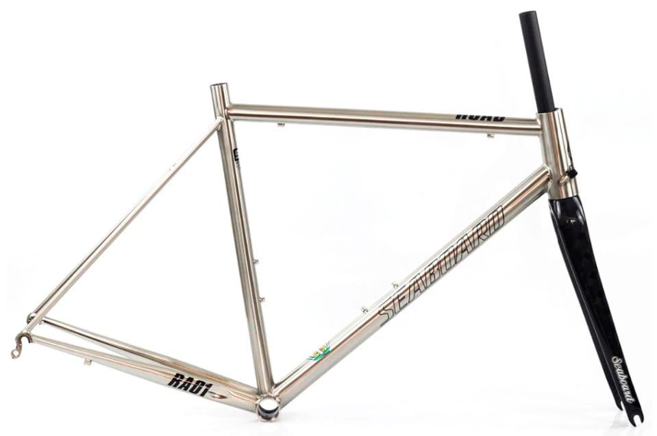 Steel Bicycles Frame