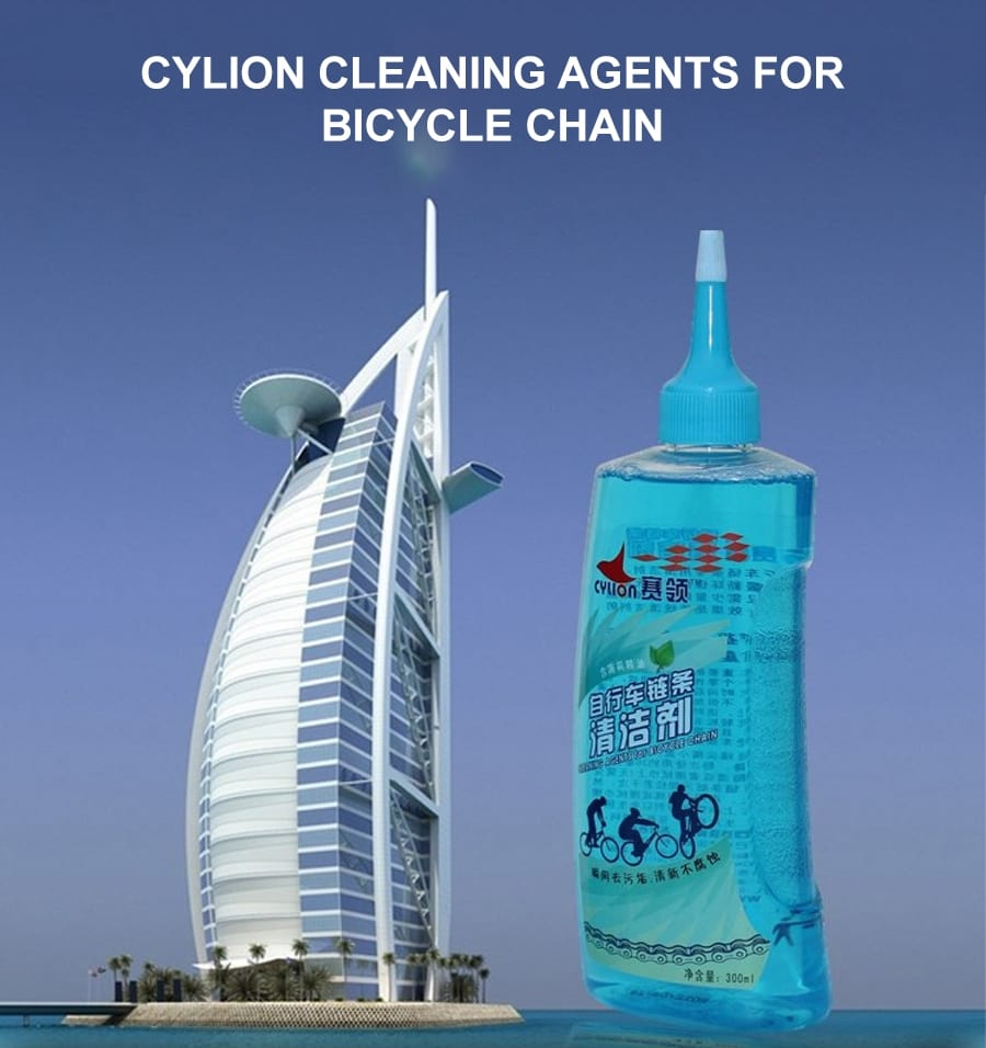 Cylion Cleaning Agents for Bicycle Chain II p1