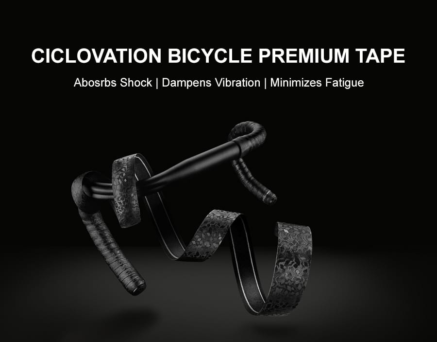 Ciclovation Bicycle Leather Touch Premium Tape p1