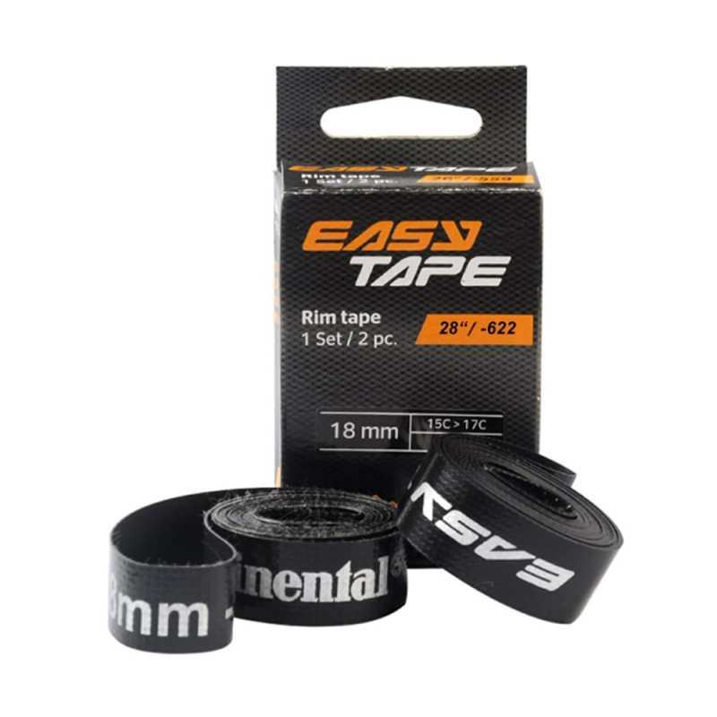 Continental Bicycle Easy Tape Rim Strip 700C 18mm