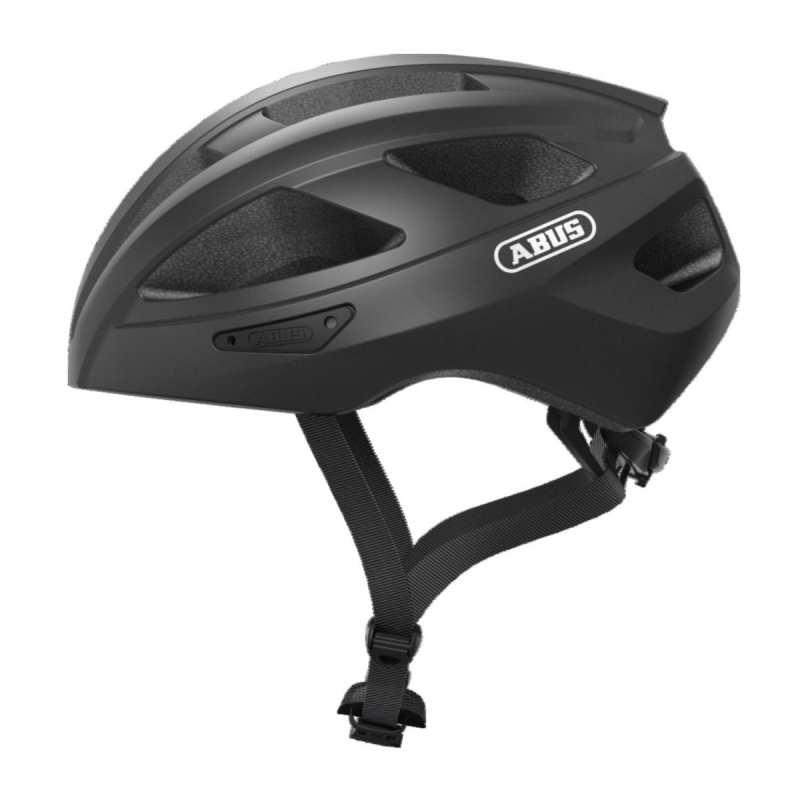 Abus Macator Germany Bicycle Helmet - Black Velvet