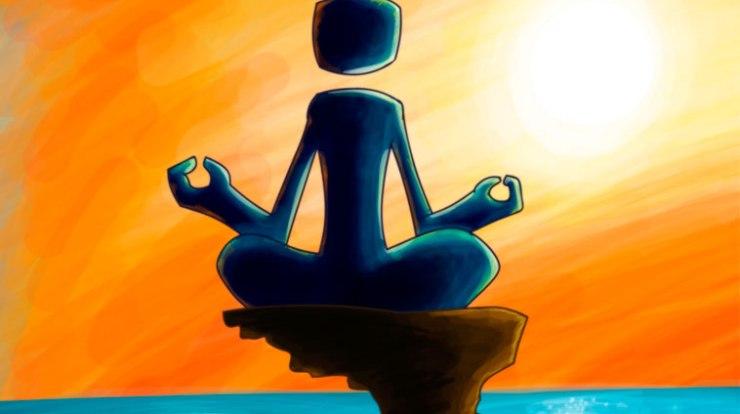 Como meditar: A minha experiência