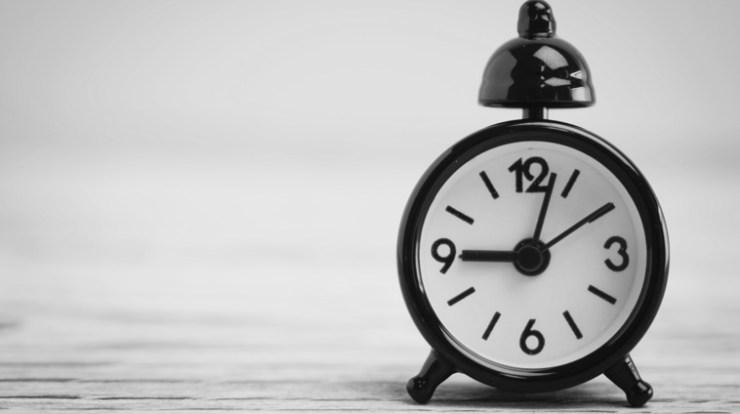 Uma visão minimalista sobre o valor do tempo