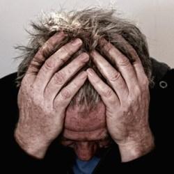 3 sintomas da desordem mental