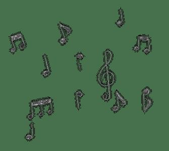 diverse Noten