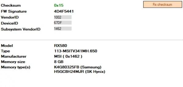 Armor-RX580-8GB-Hynix-Samsung