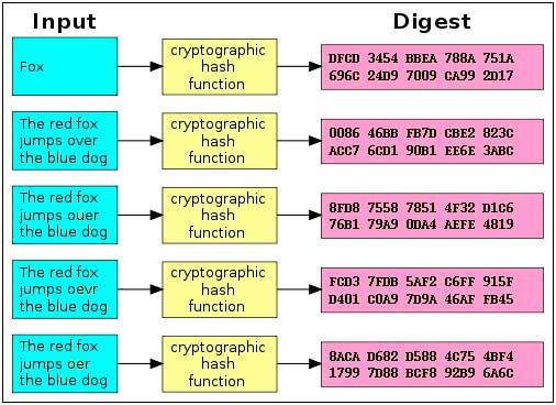Алгоритм шифрования SHA256