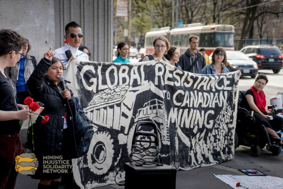 UPDATE: No More Goldcorp, No More Murders