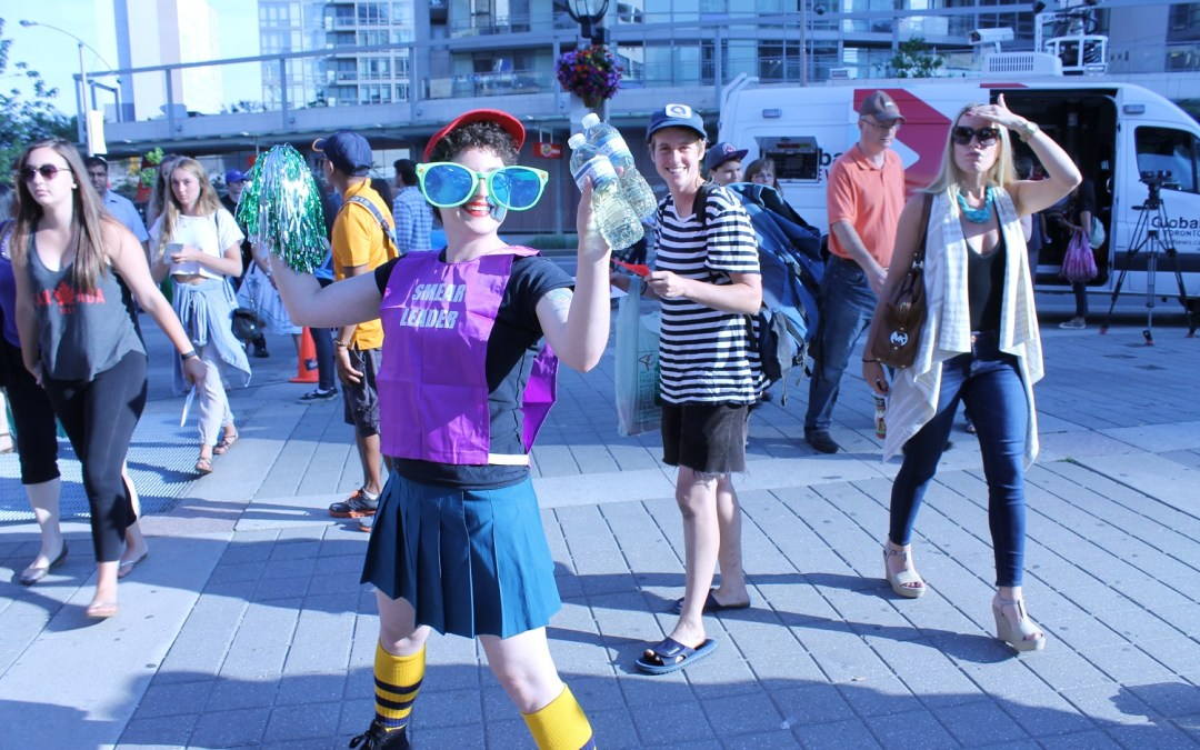 UPDATE: Spoil Sports vs. Smear Leaders: Street Theatre vs. the Pan Am Games