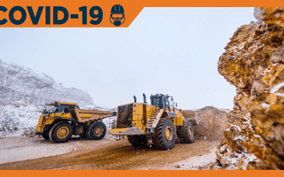 Mining in the time of COVID-19