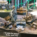08-Open model expo 2014 - A wish for peace