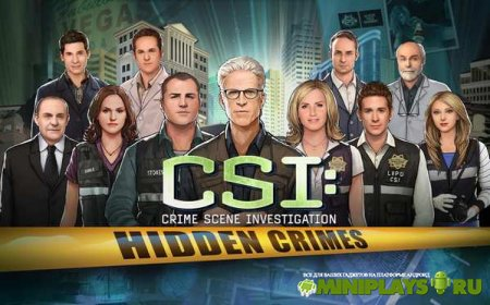 CSI. Hidden Crimes