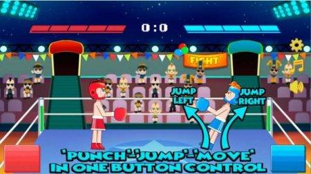 Обзор игры Boxing Amazing на андроид v.1.2