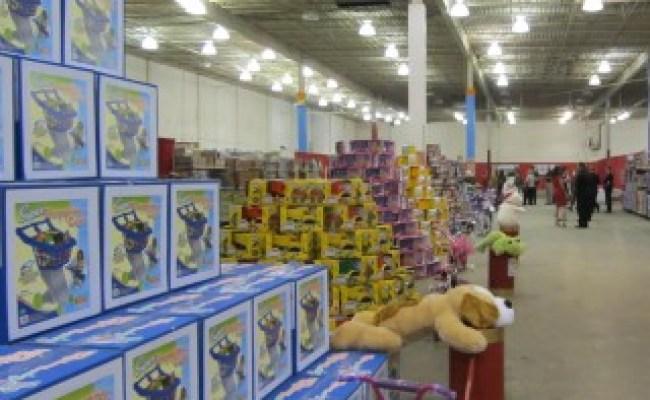 Toys For Tots 2015 Mini Price Storage